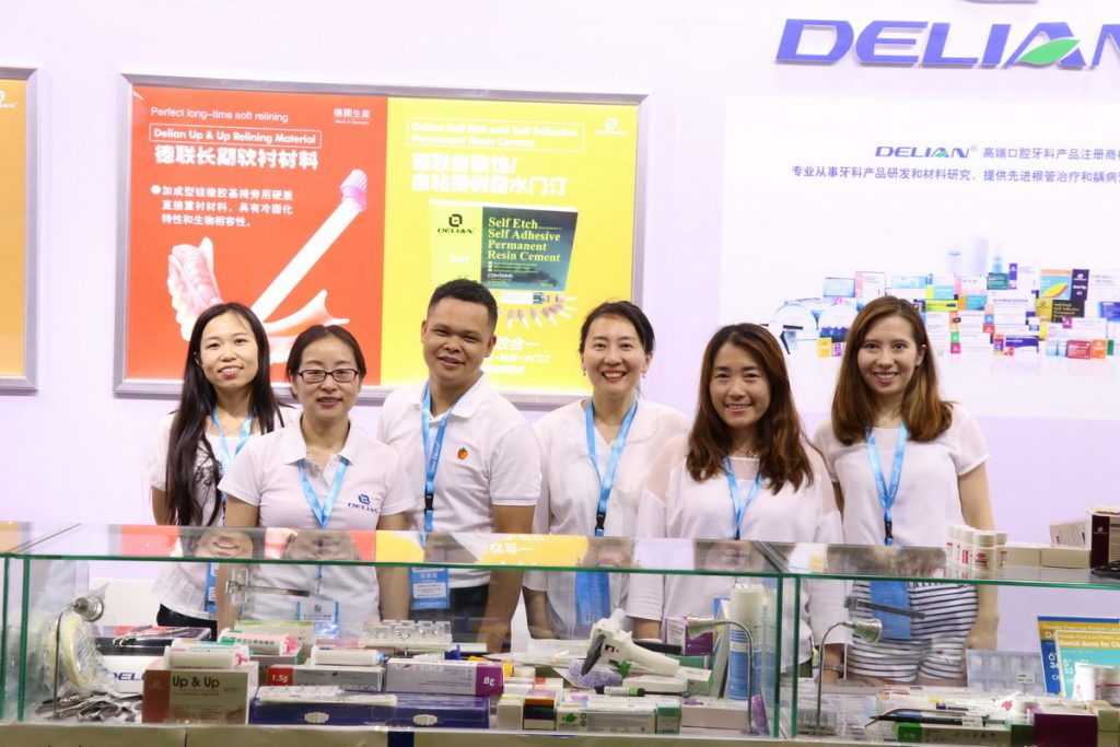 Sino – Dental 2019  –  Beijing,  9 – 12. June
